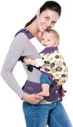 AMAZONAS Babytrage Smart Carrier Blueberry 0-3 Jahre bis 15 kg