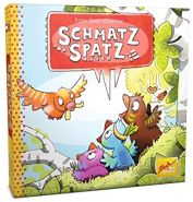 Zoch 601105049 Schmatzspatz, Kinderspiel