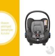 Maxi-Cosi Citi - Babyschale, Kinderautositz, Gruppe 0+, concrete grey