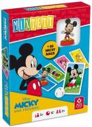 Mixtett - Disney Mickey & Friends Set 1 (Kinderspiel)