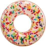 Intex 56263NP Luftmatratze Schwimmreifen aufblasbar 'Sprinkle Donut' , 99 x 25 cm