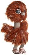 TY 36283 Beanie Boos 15 cm Plüschtier, Braun