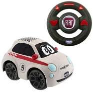Chicco - 00007275000000 - RC Fiat 500 - Ferngesteuertes Auto