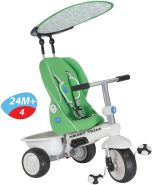 Smart Trike 191-0800 Kinderdreira Recliner, grün