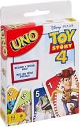 Mattel Games GDJ88 - UNO Disney Pixar Toy Story 4 Kartenspiel