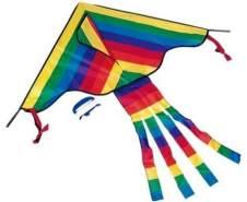 Knoop Kites - Drachen mit langem Schwanz