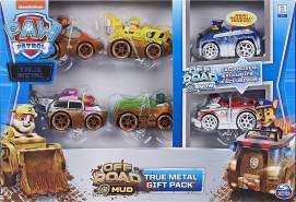 Spin Master Paw Patrol True Metal Offroad Mud Set