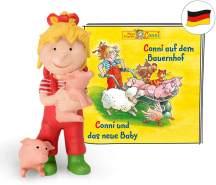 Tonies 'Conni auf dem Bauernhof / Conni und das neue Baby', Hörfigur mit ca. 43 Minuten Spielzeit, ab 3 Jahren