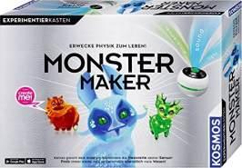 Kosmos 620486 - Monster Maker, Erwecke Physik zum Leben, Experimentierkasten, elektronisches Spielzeug, für Kinder ab 8 Jahre