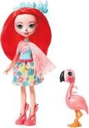 Mattel Enchantimals Fanci Flamingo & Swash