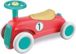 Clementoni Kinder-Rutschfahrzeug Rot und Grün