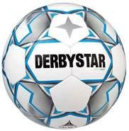 Derbystar Kinder Apus Light, 1157500096 Fußball, Weiss grau blau, 5