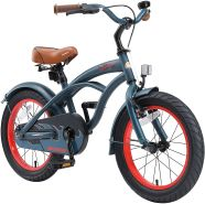 Bikestar Kinderfahrrad, 1 Gang, 16 Zoll, blau