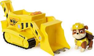 Spin Master 6053384 (20116035) - Paw Patrol - Rubble