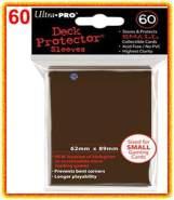 Ultra pro Karten-Sleeves Teile JAP Ultra-pro Mini pro 60 cm, braun
