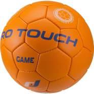 Pro Touch Game Handball Ball, Orange/Blau, 2