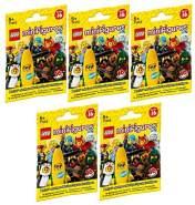 LEGO 71013 Minifiguren aus der Serie 16, eine Minifigur, zufällige Auswahl