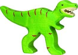 Holztiger Tyrannosaurus Rex, 80331