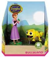 Bullyland 13462 - Spielfigurenset, Walt Disney Rapunzel - Rapunzel und Pascal, liebevoll handbemalte Figuren, PVC-frei, tolles Geschenk für Jungen und Mädchen zum fantasievollen Spielen