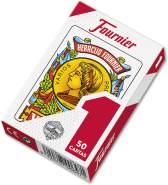 Fournier spanischen f20991–Deck Nr. 1, 50Karten, zufällige Auswahl: Farben