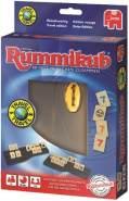 Jumbo 03942 - Travel Rummikub, Kompaktspiel