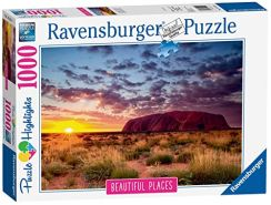 Ravensburger Puzzle 15155 - Ayers Rock in Australien - 1000 Teile
