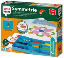 Jumbo Spiele - ich lerne Symmetrie - Lernspiel für Kinder - Ab 5 Jahren