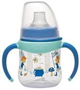 nip Trinklernflasche PP mit Soft-Trinkschnabel Silikon, 6 Monate+, 150 ml, Boy