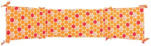 NATTOU 'Jungle' Bettnestchen orange