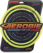 Spin Master Aerobie Pro Flying Ring Geschicklichkeitsspiel, gelb