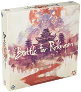 Fantasy Flight Games FFGL5B01 L5B01 Battle for Rokugan, Mehrfarbig