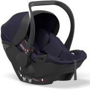 Moon 'PLUS 1' Babyschale 2021 navy, Gruppe 0+