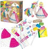 SES Creative 24983 Funmais Prinzessin und Einhorn
