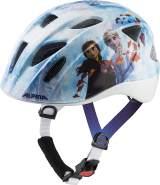 Alpina Kinder XIMO Flash Fahrradhelm, Mint Unicorn, 45 - 49