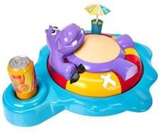 TOMY T72606EN Fizzy Dizzy Hippo-Spiel