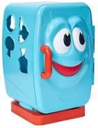 TOMY 'Kalli der Kühlschrank' - lustiges Kinderspielzeug mit verschiedenen Formen und Farben für Kinder ab 4 Jahre