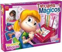 Bastelspiel Tatuajes Magicos Falomir Rosa