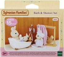 Sylvanian Families - 5022 - Bad und Dusch-Set
