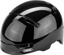 ABUS Fahrradhelm Scraper Kid 3. 0 - shiny black - 54-58 cm