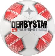 Derbystar Apus X-Tra S-Light, 5, weiß rot, 1146500130