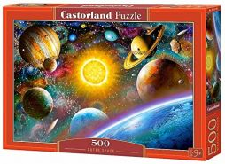 Castorland B-52158 - Outer Space, Puzzle 500 Teile