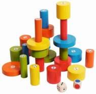 Beleduc 22451 Torreta Kinder und Familienspiel