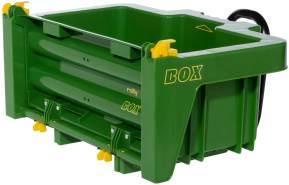 rollyBox John Deere - Zubehör für Trettraktoren