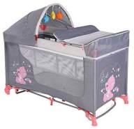 Lorelli 10080421878 Kinderbett, zusammenklappbar, Moonlight