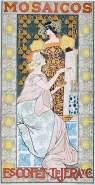 International Publishing 0802N25019B - Mosaico, Klassische Puzzles