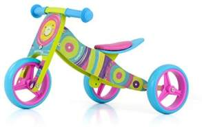 Milly Mally 5901761123807 2in1 Jake Rainbow Vehicle, Mehrfarbig