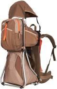 MONTIS HIKE, Premium Rückentrage, Kindertrage, -25kg versch. Farben