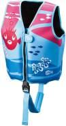 Beco 'Sealife' Schwimmweste blau/pink- Größe M für Kinder von 3-6 Jahren und 18-30 kg