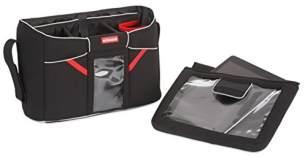 Kinderwagentasche Tech Station Buggytasche mit Verschiedene Fächer und Reißverschlüsse sorgen für Ordnung und genügend Stauraum