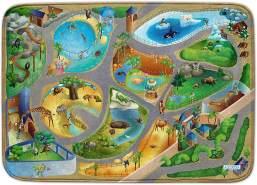 verkehrsteppich Zoo uns Connect 100 x 150 cm